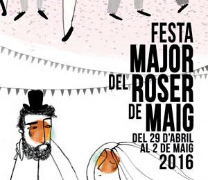 Guanyadora del Cartell de la festa del Roser de Maig 2016