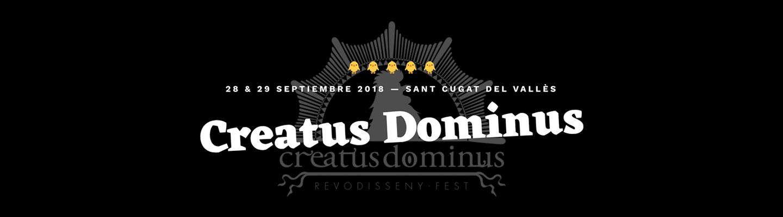 CREATUS DOMINUS 2018