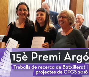 SENSE NOM de la Maria Vendrell, projecte mereixedor del 2n Premi Argó de la Universitat Autònoma de Barcelona 2018.