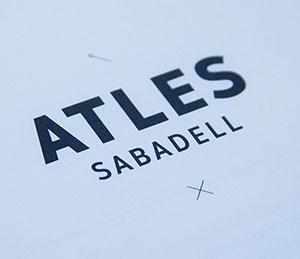 Visita a l'exposició Atles Sabadell al Museu d'Art de Sabadell